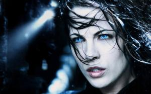 Vampire Extraordinaire, Underworld's Kate Beckinsale
