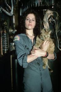 Sigourney Weaver as Ellen Ripley