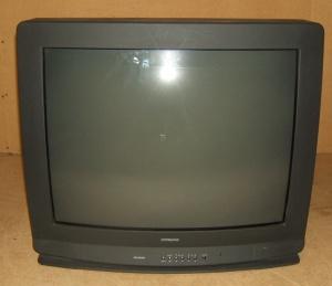 27-Inch Hitachi Tube TV