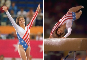 Mary Lou Retton, 1984 Olympic All-Around Champion