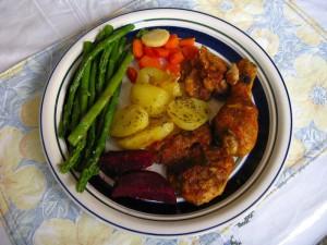 Eleven-Spice Chicken Dish