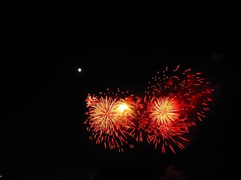 Canada's Wonderland Fireworks