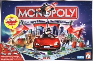 Monopoly - The Canadian Edition