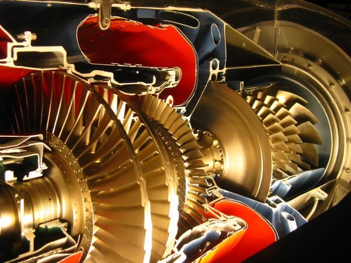 Ontario Science Centre Engine Display