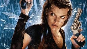 Resident Evil's Alice