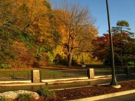 Autumn in Niagara Falls