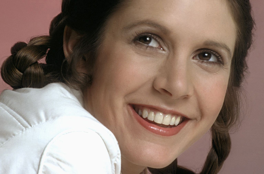 Carrie Fisher Star Wars Leia