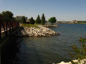 Barrie, Ontario, Shore