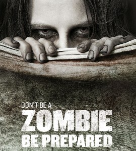 CDC's Zombie Attack Poster