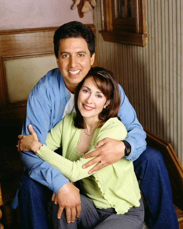 Ray and Debra