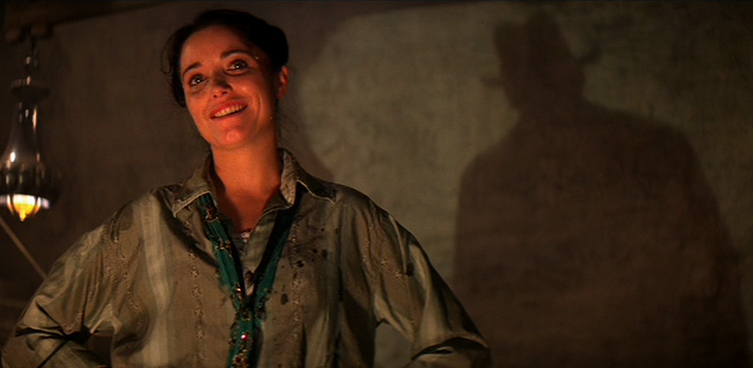 Marion Ravenwood – Looking to God, Female Side Character
