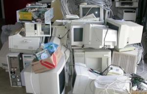 Computer Junk Heap
