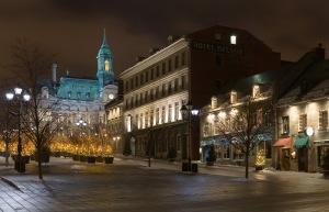 Old Montreal / Place Jacques-Cartier - Vieux-Montréal