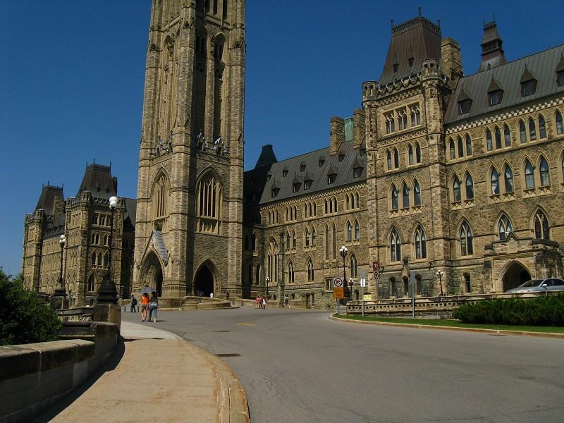 Centre Block, Parliament Hill