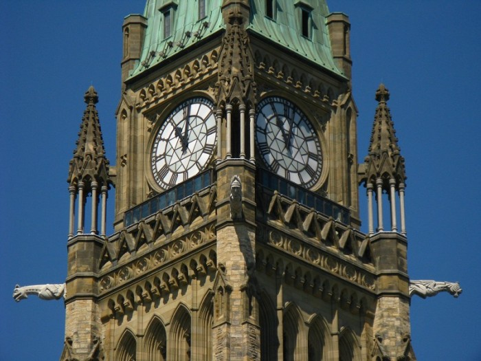 Peace Tower, Ottawa, Canada