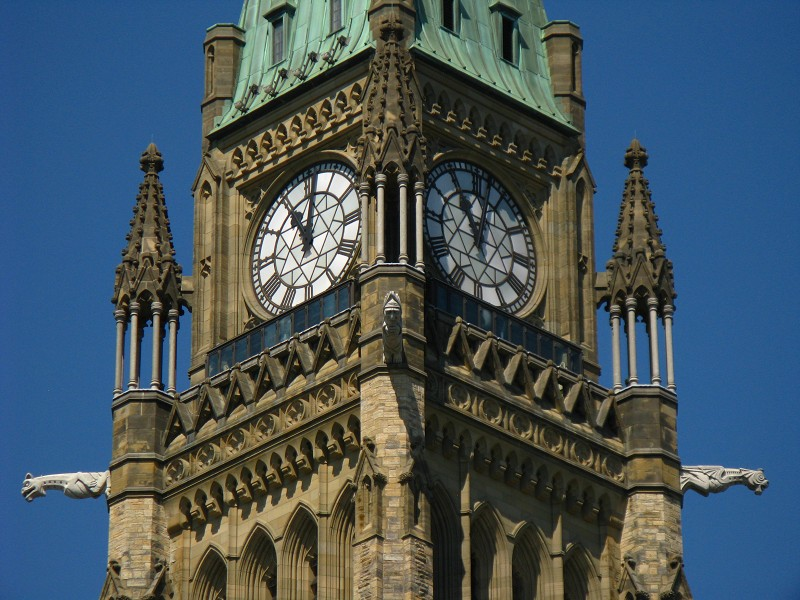 Peace Tower, Ottawa, Canada
