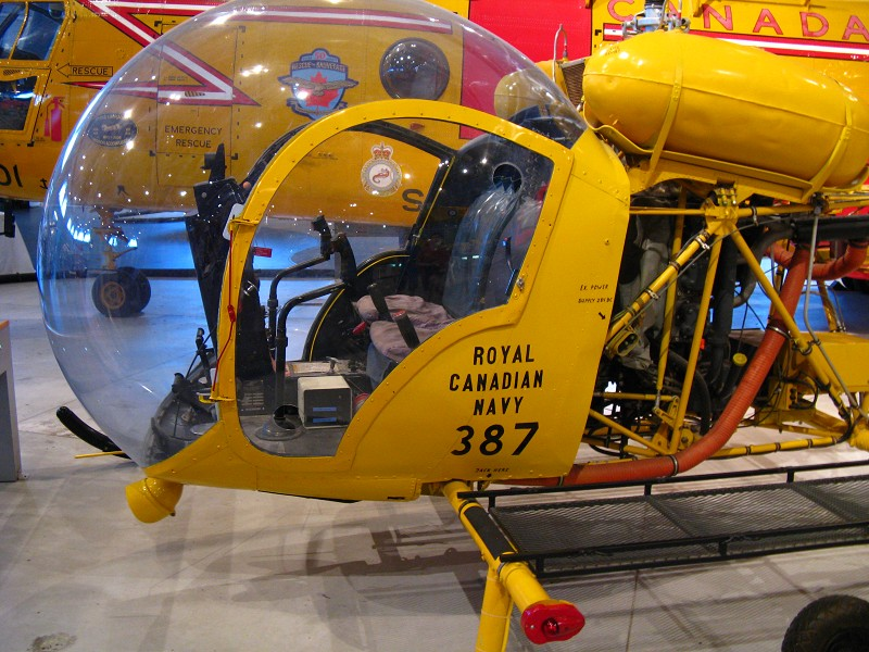 RCN 387 - Helicopter