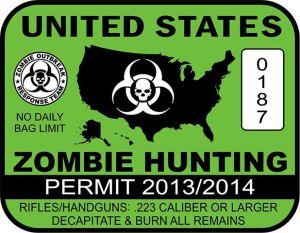 Zombie Permit