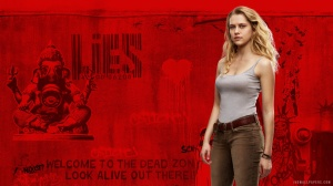 Teresa Palmer is Julie in Warm Bodies