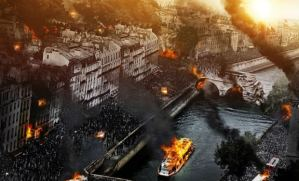 World War Z's destroyed cities