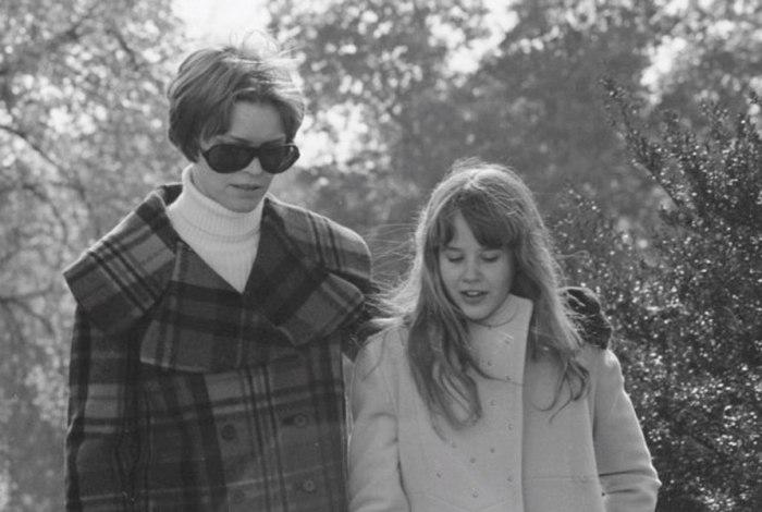 Chris and Regan MacNeil (© 1973 - Warner Bros. Entertainment)