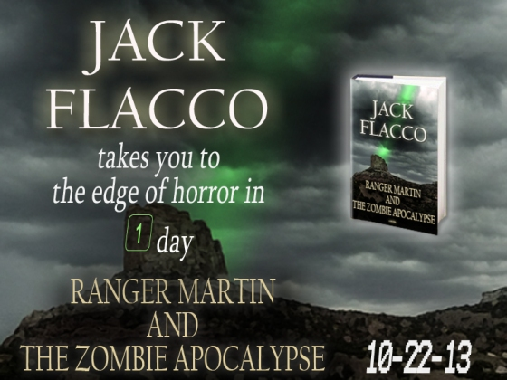 Jack Flacco takes you to the edge of horror