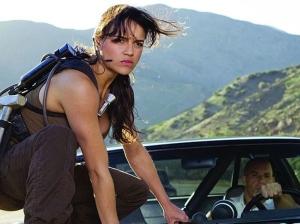 Michelle Rodriguez as Letty Ortiz