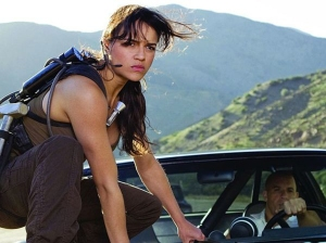 Michelle Rodriguez as Letty Ortiz