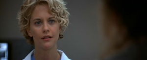 Meg Ryan as Dr. Maggie Rice in City of Angels