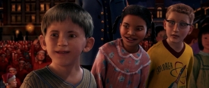 Polar Express' Hero Girl