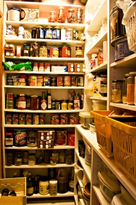 A full pantry (Photo Credit: theperfectpantry.com)