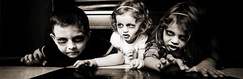 Zombie Kids (Photo credit: Unknown)