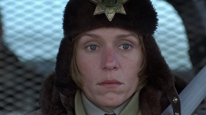 Frances McDormand as Marge Gunderson