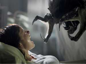 Alien/Zombie host relationship?