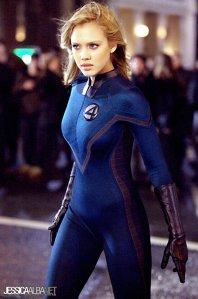 Sue Storm of Fantastic Four