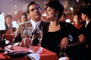 Ray Liotta and Lorraine Bracco