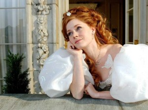 Amy Adams is Giselle in Enchanted