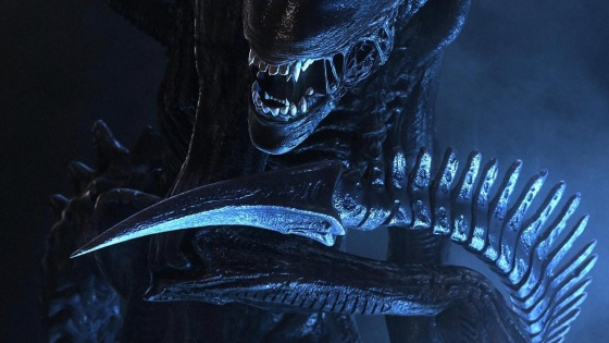 Alien vs. Zombie