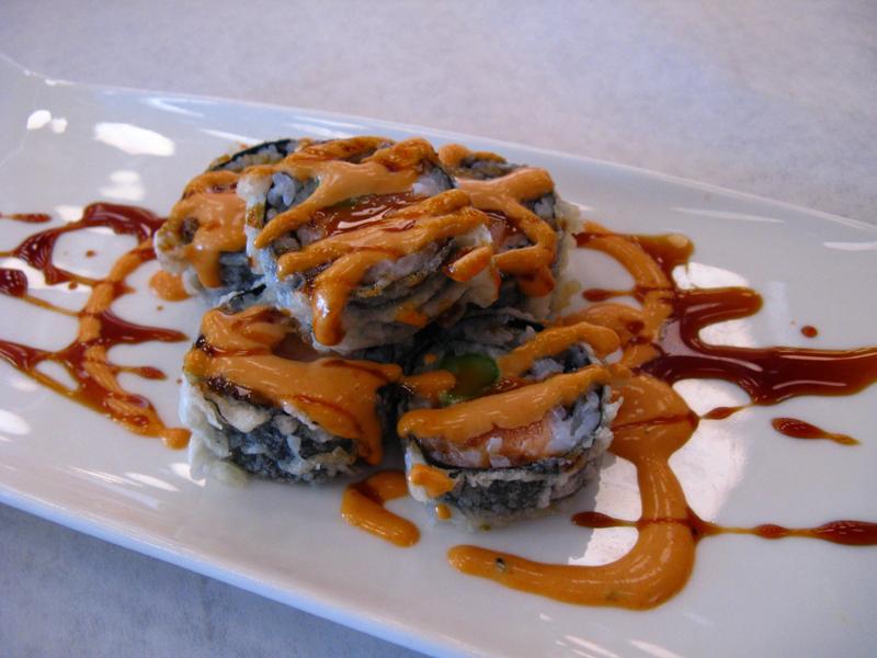 Mushroom dish