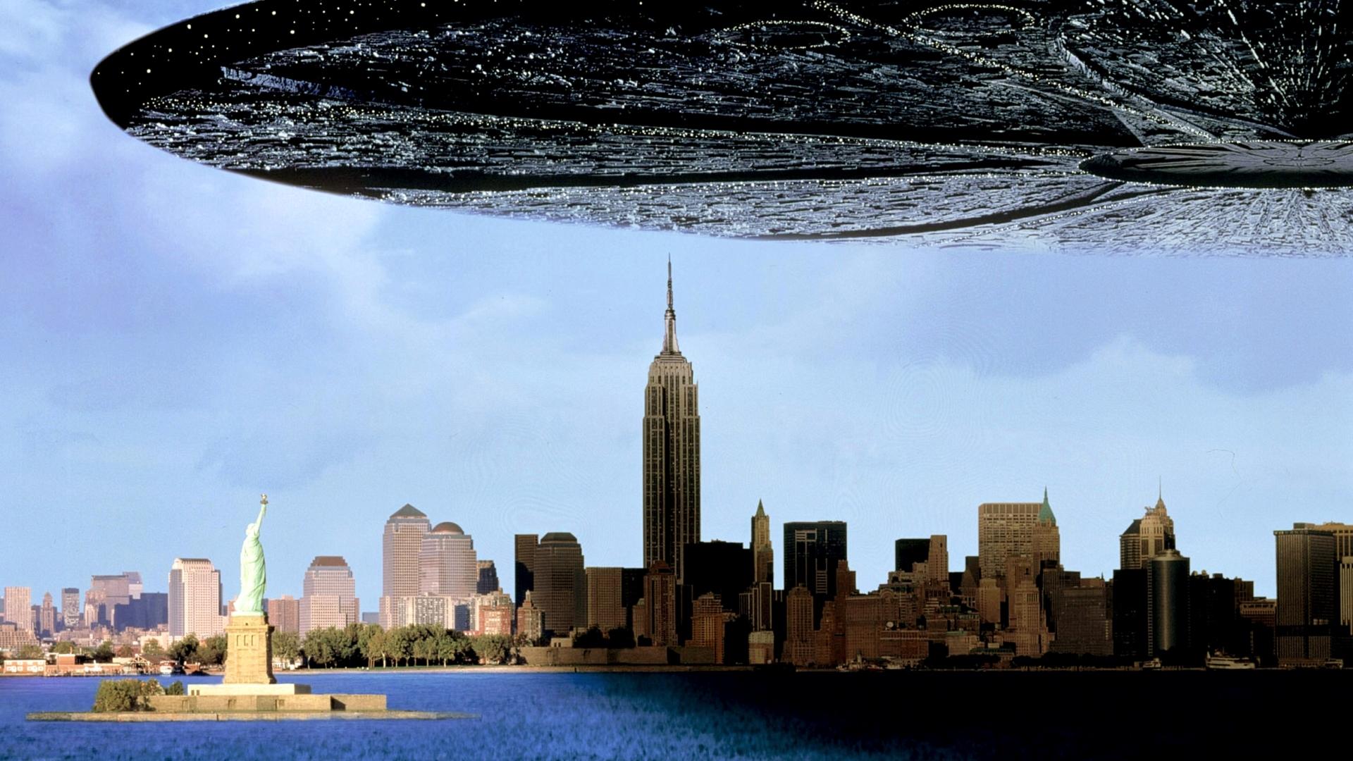 Des scientifiques veulent camoufler la Terre pour la protéger des extraterrestres hostiles Independence-day
