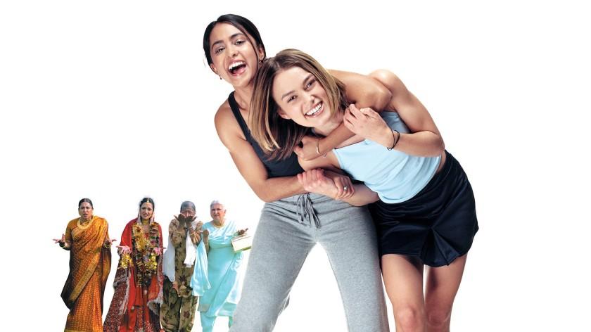 Parminder Nagra & Keira Knightley
