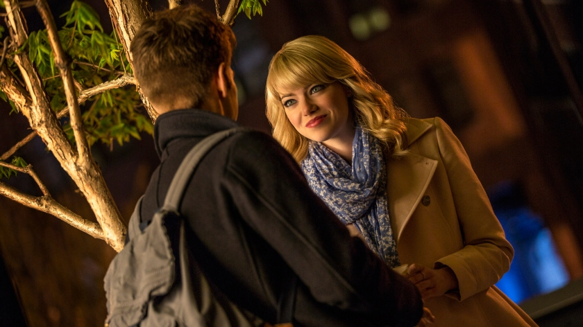 Emma Stone as Gwen Stacy