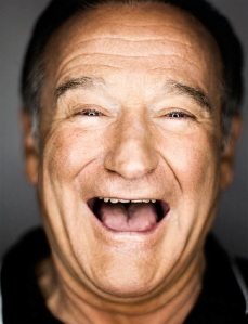 Robin Williams featured in The Wrap