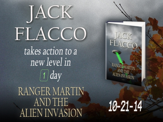 Jack Flacco takes action to a new level.
