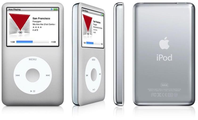 My iPod classic