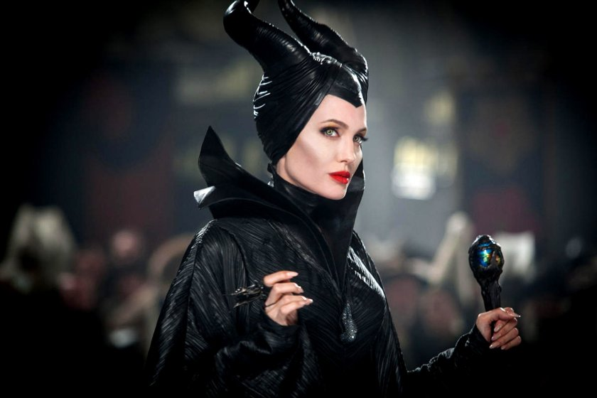 Angelina Jolie is Maleficent