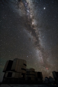 ESO: Milky Way [Photo credit: Creative Commons Attribution 3.0 Unported.]