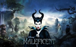 Maleficent's Angelina Jolie