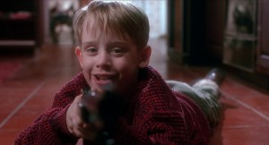 Macaulay Culkin as Kevin McCallister