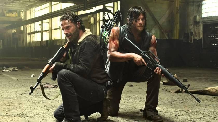Rick & Daryl